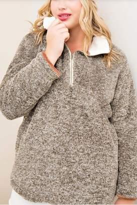 Entro Sherpa Fleece Pullover