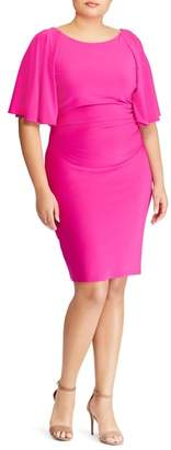 Lauren Ralph Lauren Jessup Body-Con Dress