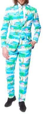 Opposuits Flaminguy Three-Piece Suit
