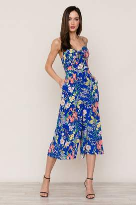 Yumi Kim Pretty Chic Silk Jumpsuit