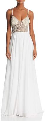 Jovani Fashions Embellished Bodice Gown - 100% Exclusive