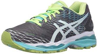 ASICS Women's Gel-Nimbus 18 Running Shoe $150 thestylecure.com