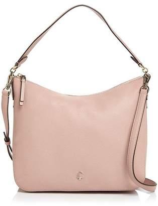 Kate Spade Medium Pebbled Leather Shoulder Bag