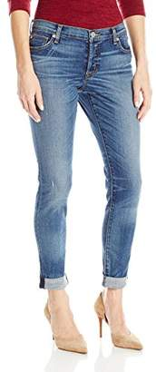 Hudson Jeans Women's Riley Relaxed Straight 5 Pocket Jeans