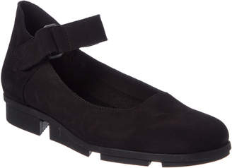 Arche Kybaby Suede Mary-Jane Wedge