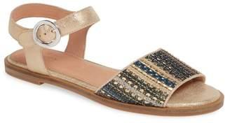 Caslon Maddie Flat Sandal (Women)