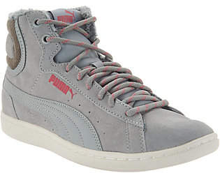 Puma Hightop Sneakers - Vikky Mid Corduroy