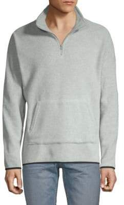 Threads 4 Thought Long-Sleeve Half-Zip Sweater