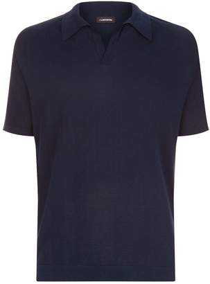 J. Lindeberg Knitted Polo Top