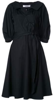Chalayan Open Neckline dress