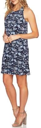 Cynthia Steffe CeCe by Ivy Forest Twist Back Shift Dress