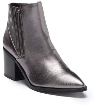 Kenneth Cole Reaction Cue Up Metallic Bootie