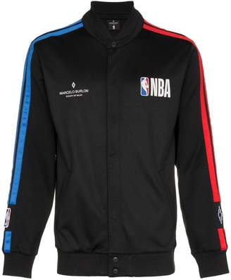 Marcelo Burlon County of Milan NBA スタジアムジャンパー