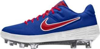 Nike Alpha Huarache Elite Low Premium By You Custom Baseball Cleat