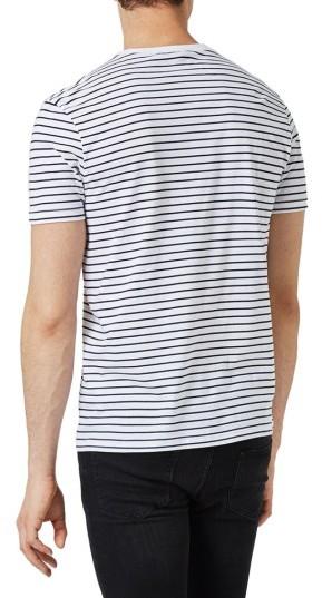 Men's Topman Stripe T-Shirt 2
