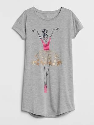 Gap Ballerina PJ Dress