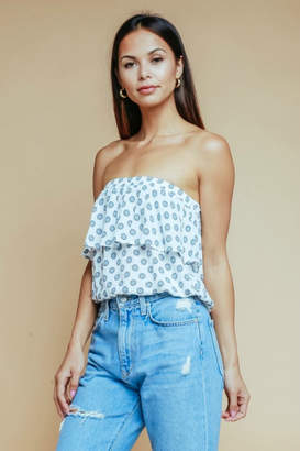 Olivaceous HARBOR TUBE TOP