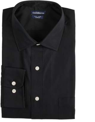 Croft & Barrow Men's Regular-Fit Easy-Care Spread-Collar Dress Shirt