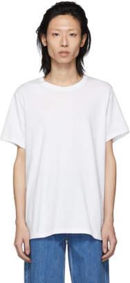 Calvin Klein Underwear Three-Pack White Classic Fit T-Shirt