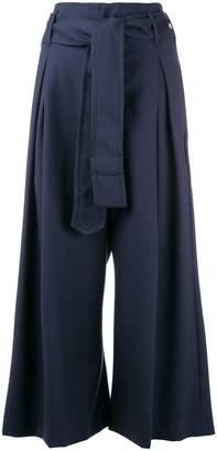 Vivienne Westwood tie waist culottes