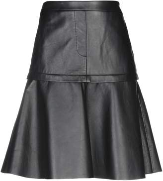 Neil Barrett Knee length skirts