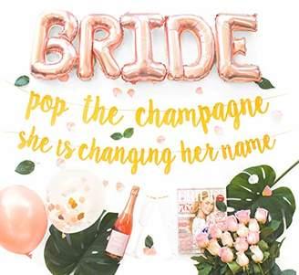 Malibu Moments Bachelorette Party Decorations Kit | Bridal Shower Supplies | Bride to Be Sash