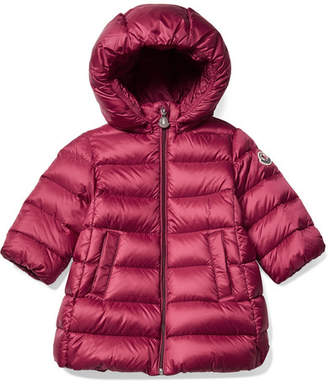 Moncler 6 Months - 3 Years Majeure Hooded Quilted Shell Down Coat