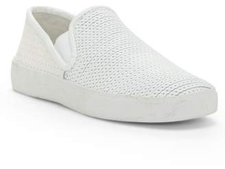 Vince Camuto Cariana Leather Slip-On Sneakers