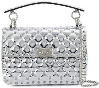 Valentino Rockstud Spike chain bag