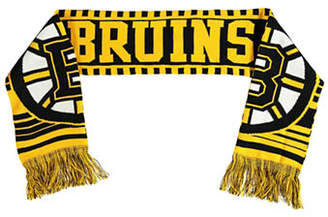 Reebok Boston Bruins Youth Fan Jacquard Scarf