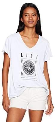 LIRA Women's Madella Soft V-Neck T-Shirt