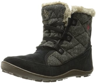 Columbia Women's Minx Shorty Omni-Heat Wool Snow Boot $67.99 thestylecure.com