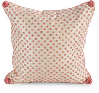 Mackenzie Childs MacKenzie-Childs Rosebud Pillow