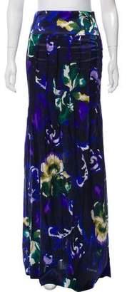 Tuleh Printed Maxi Skirt