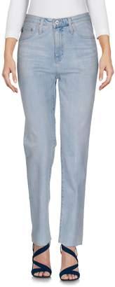 AG Adriano Goldschmied Denim pants - Item 42615960PJ