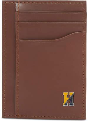 f8236229b2 Tommy Hilfiger Men Barnaby Front-Pocket Rfid Leather Wallet