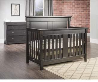 Child Craft Bradford 4-in-1 Convertible 4 Piece Crib Set