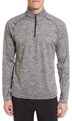 Men's Zella Celsian Quarter Zip Pullover $59 thestylecure.com