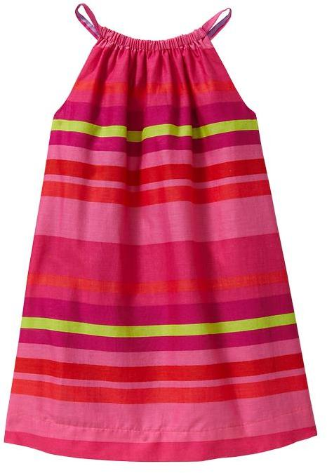 Gap Printed ruched dress