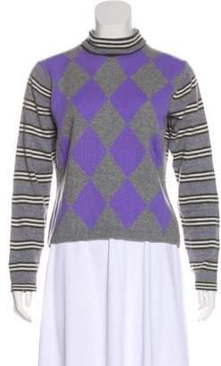 Burberry Cashmere Knit Turtleneck
