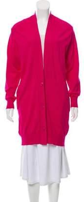 Versace Wool Oversize Cardigan w/ Tags