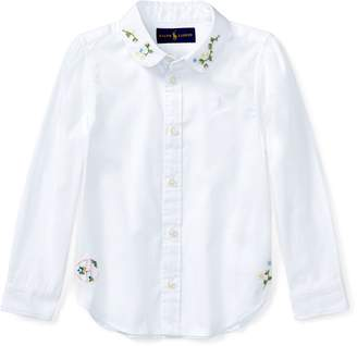 Ralph Lauren Embroidered Oxford Shirt