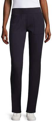 ST. JOHN'S BAY SJB ACTIVE Active Slim Leg Pant - Tall