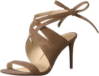 Nine West Women's Ronnie Suede Dress Sandal