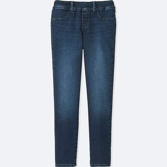 Uniqlo Girl's Ultra Stretch Denim Leggings Pants