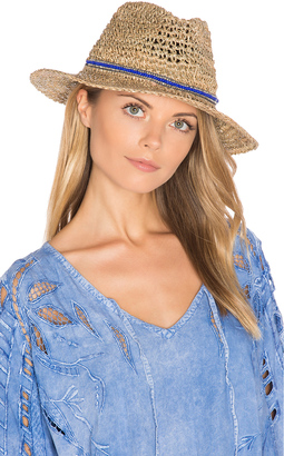 ale by alessandra Trancoso Hat $66 thestylecure.com