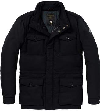 Scotch & Soda Mixed Field Jacket