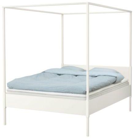 Edland Four-poster Bed Frame