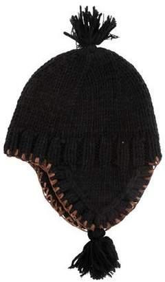 Just Cavalli Wool Knit Beanie