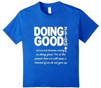 Bible Verse Galatians 6:9 T-Shirt